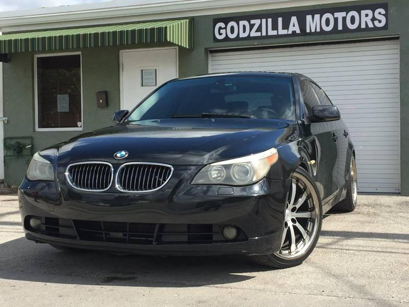 2006 BMW 5 SERIES 525I 4DR SEDAN black this one is ready to drive home and show off dont wait