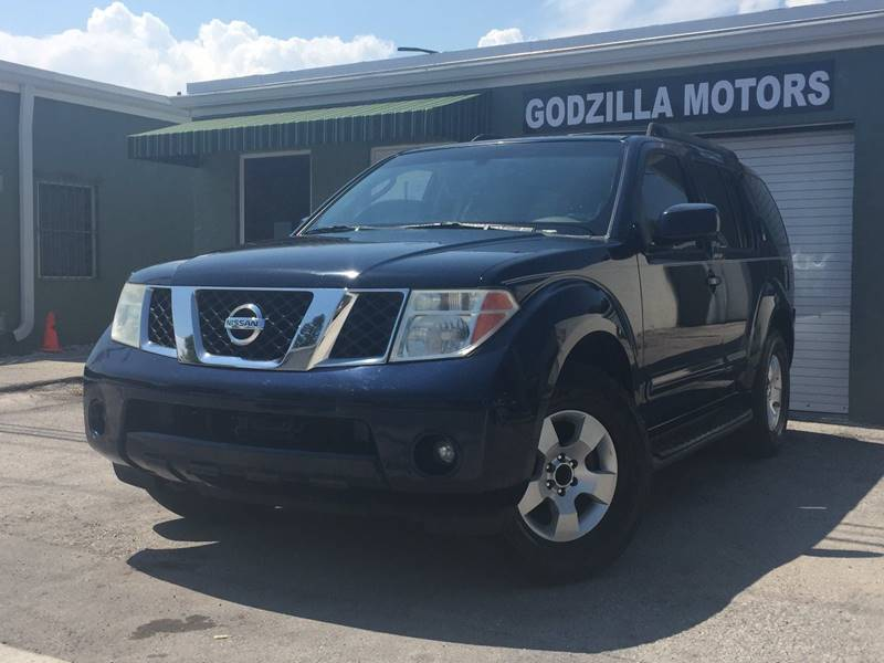 2006 NISSAN PATHFINDER SE 4DR SUV blue this one is ready to drive home and show off dont wait