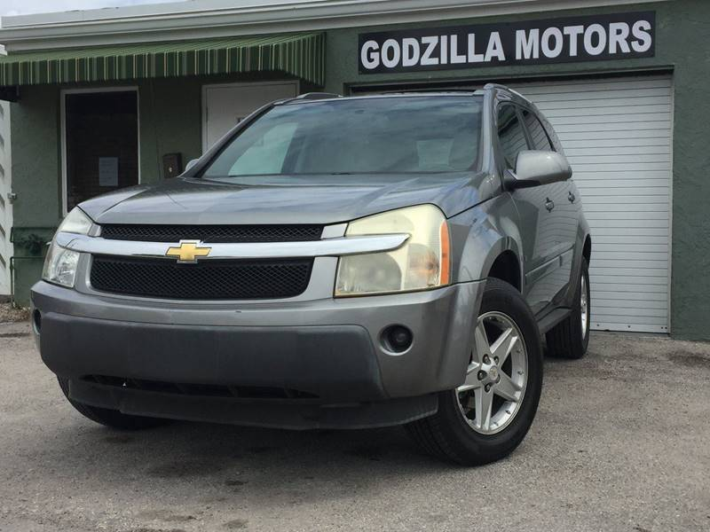2006 CHEVROLET EQUINOX LT 4DR SUV gray this one is ready to drive home and show off dont wai