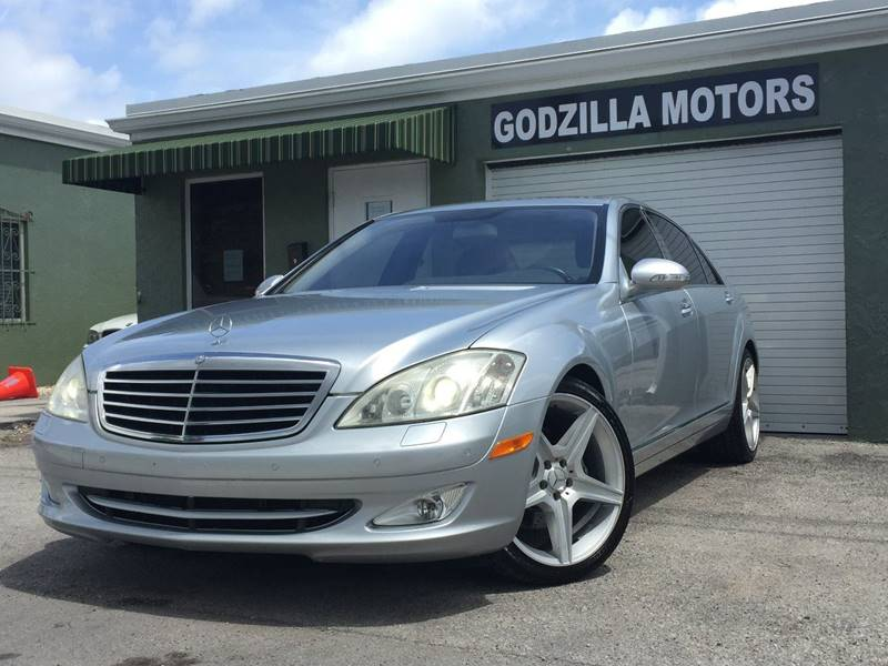 2007 MERCEDES-BENZ S-CLASS S550 4DR SEDAN silver cargo tie downs grille color - chrome air filt
