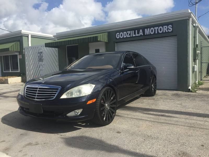 2007 MERCEDES-BENZ S-CLASS S550 4DR SEDAN blue this one is ready to drive home and show off