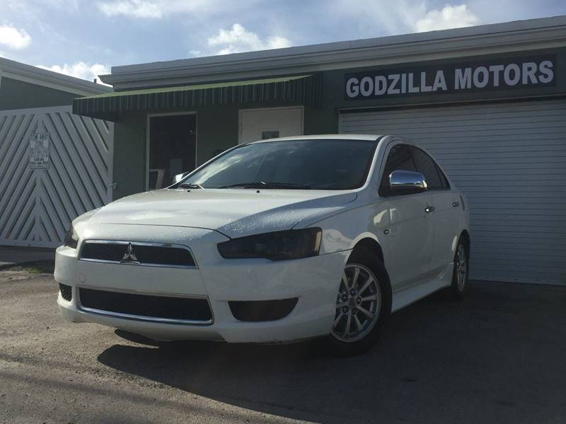2011 MITSUBISHI LANCER ES 4DR SEDAN CVT white this one is ready to drive home and show off