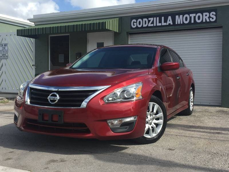 2013 NISSAN ALTIMA 25 SL 4DR SEDAN WPRODUCTION ST burgundy this one is ready to drive home and s