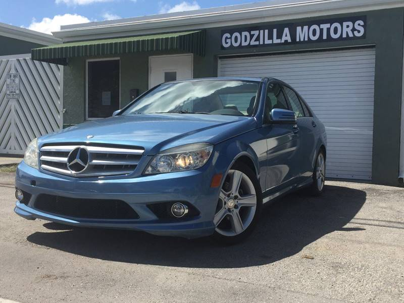 2010 MERCEDES-BENZ C-CLASS C300 SPORT 4DR SEDAN blue exhaust - dual tip exhaust tip color - chro