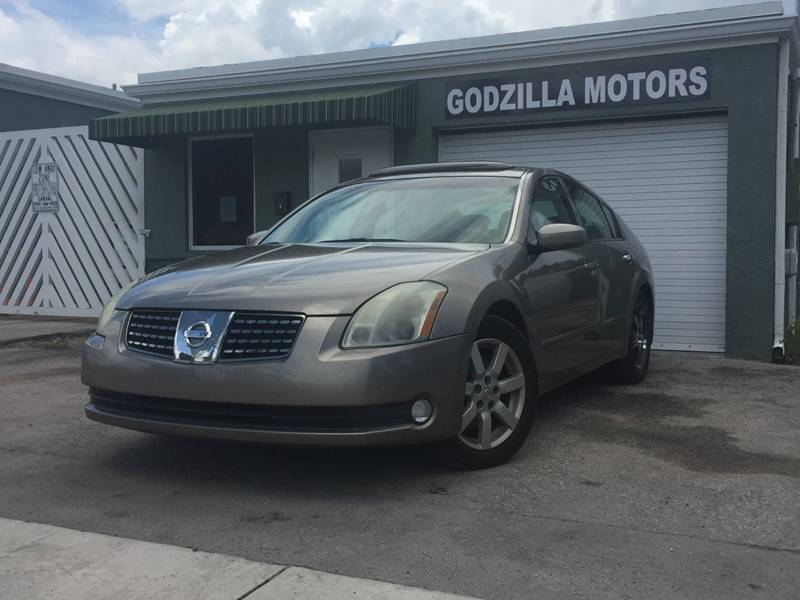 2004 NISSAN MAXIMA 35 SL 4DR SEDAN pewter front air conditioning front air conditioning - autom
