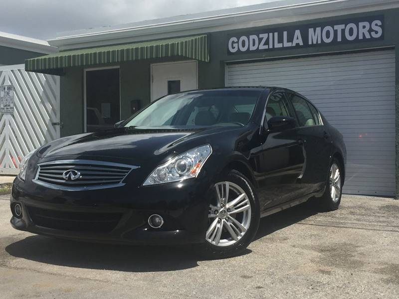 2013 INFINITI G37 SEDAN SPORT 4DR SEDAN black exhaust - dual tip door handle color - body-color
