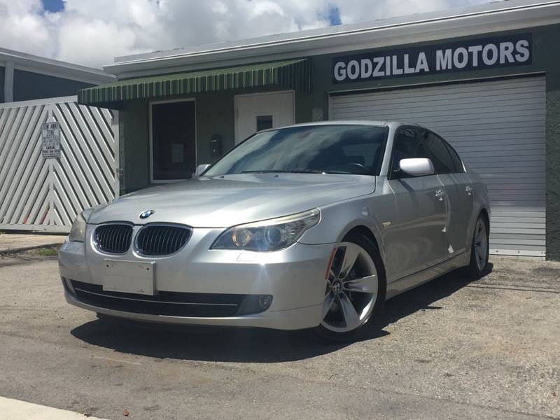 2008 BMW 5 SERIES 528I 4DR SEDAN LUXURY silver mirror color - body-color air filtration - active