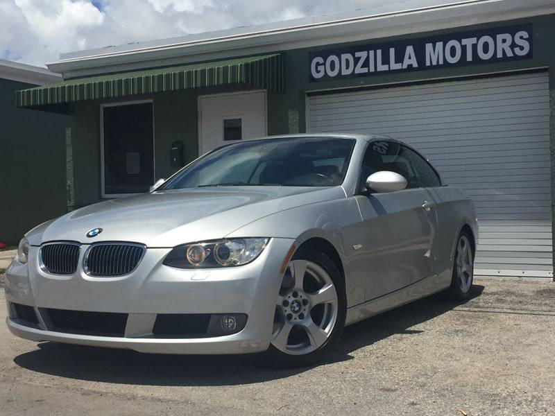 2007 BMW 3 SERIES 328I 2DR CONVERTIBLE silver cargo tie downs grille color - chrome air filtrat