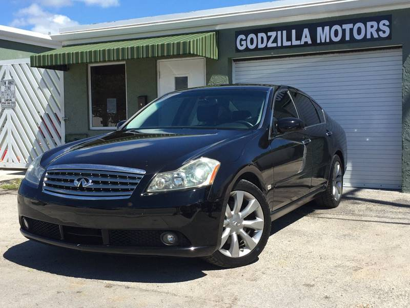 2007 INFINITI M35 SPORT 4DR SEDAN black cargo tie downs grille color - chrome air filtration a
