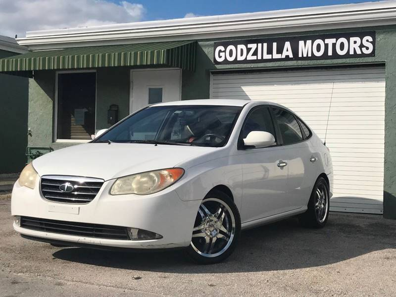 2007 HYUNDAI ELANTRA LIMITED 4DR SEDAN white this one is ready to drive home and show off