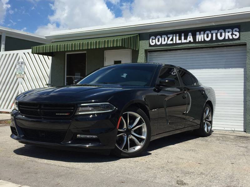2015 DODGE CHARGER RT ROAD AND TRACK 4DR SEDAN black this one is ready to drive home and show of