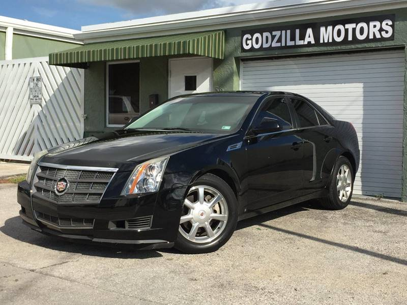 2008 CADILLAC CTS 36L DI 4DR SEDAN WHIGH FEATURE black exhaust - dual tip exhaust tip color -