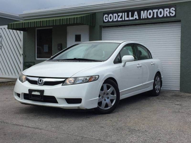 2009 HONDA CIVIC LX 4DR SEDAN 5A white door handle color - body-color front bumper color - body-