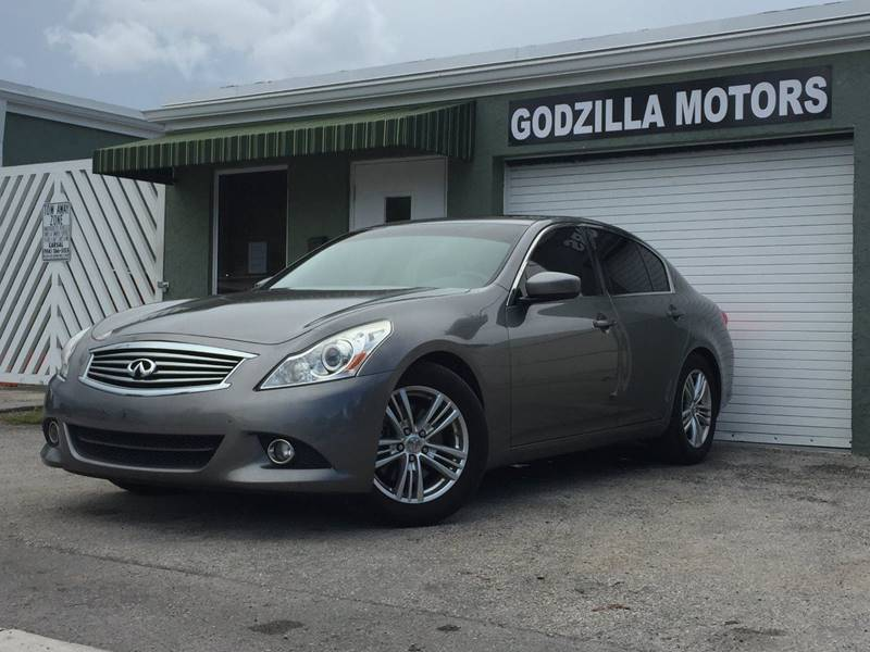 2013 INFINITI G37 SEDAN JOURNEY 4DR SEDAN gray exhaust - dual tip door handle color - body-color