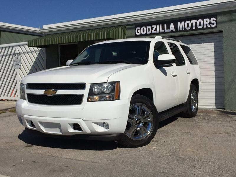 2012 CHEVROLET TAHOE POLICE 4X2 4DR SUV white running board color - black running boards - step
