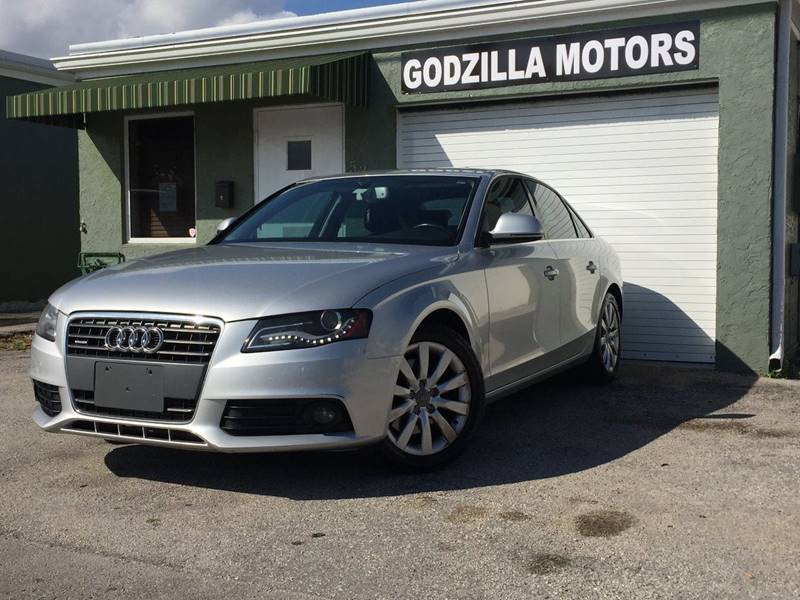 2009 AUDI A4 20T QUATTRO AWD PREMIUM PLUS 4D silver cargo tie downs mirror color - body-color