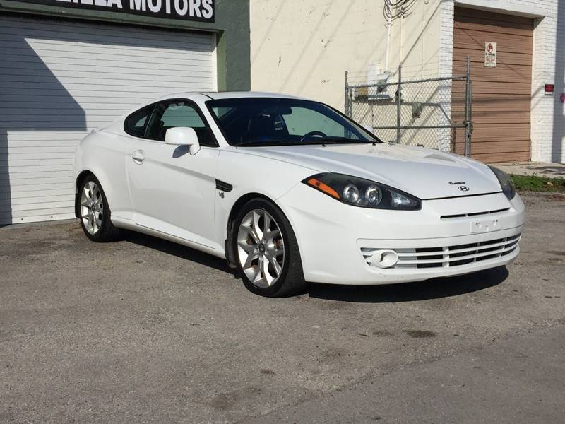 2007 hyundai tiburon gt limited 2dr hatchback cars and. Black Bedroom Furniture Sets. Home Design Ideas