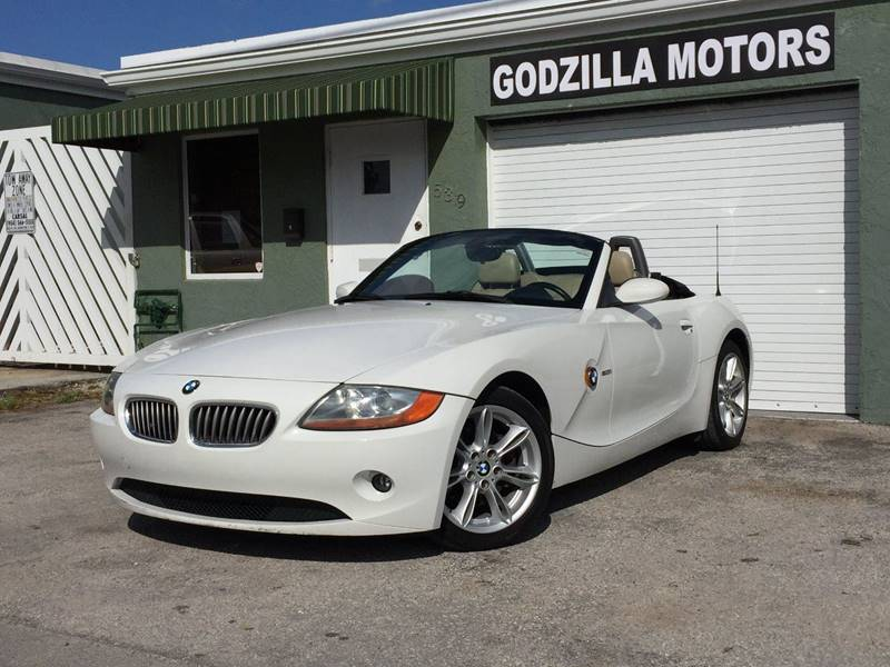 2004 BMW Z4 30I 2DR ROADSTER white front air conditioning interior accents - aluminum shift kn