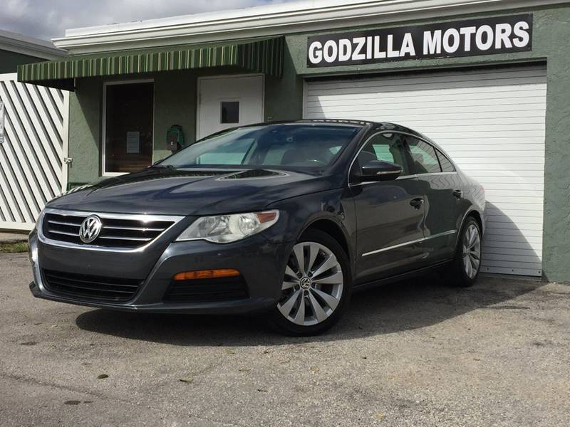2012 VOLKSWAGEN CC R-LINE 4DSEDAN 6A pewter this one is ready to drive home and show off   d