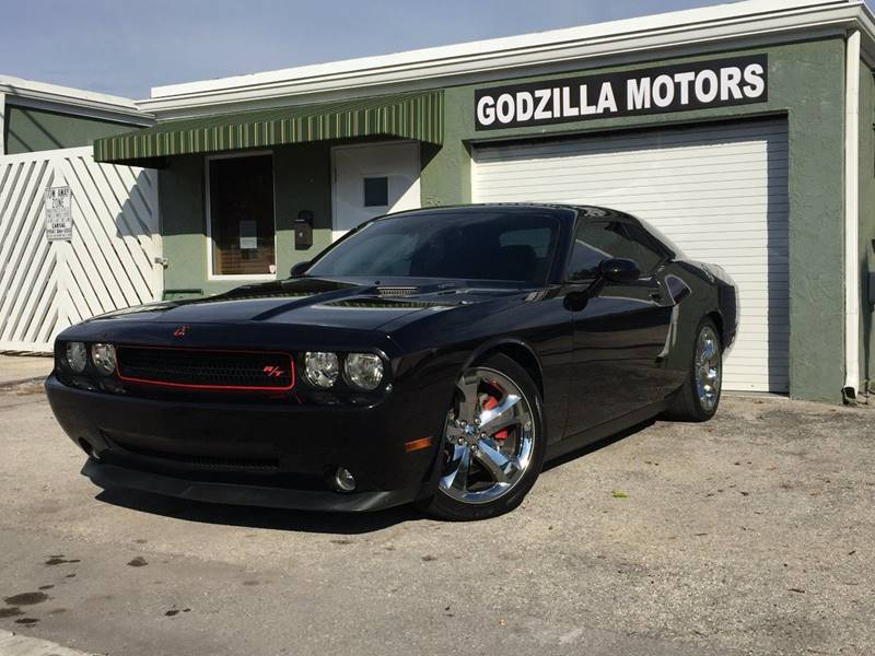 2009 DODGE CHALLENGER RT CLASSIC 2DR COUPE black exhaust - dual tip door handle color - body-co
