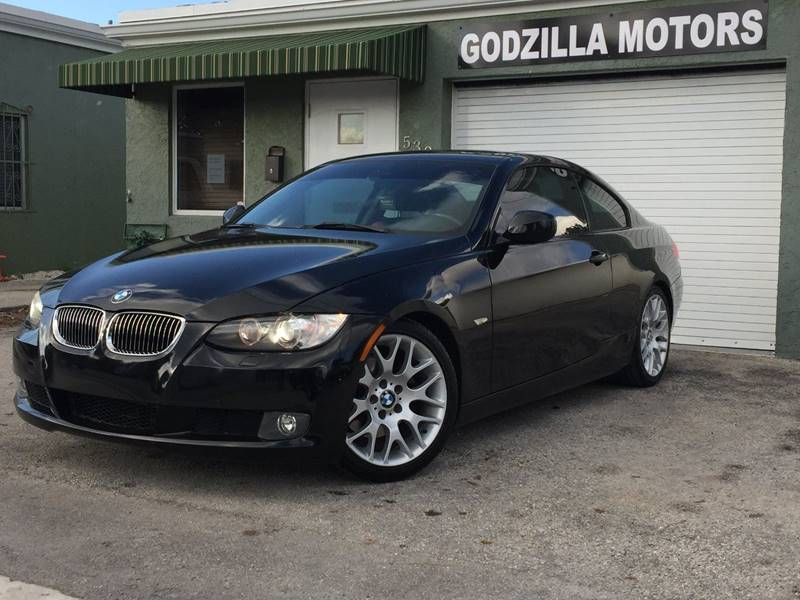 2010 BMW 3 SERIES 328I 2DR COUPE black this one is ready to drive home and show off   dont w