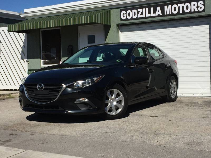 2015 MAZDA MAZDA3 I SPORT 4DR SEDAN 6A black exhaust - dual tip exhaust tip color - metallic do