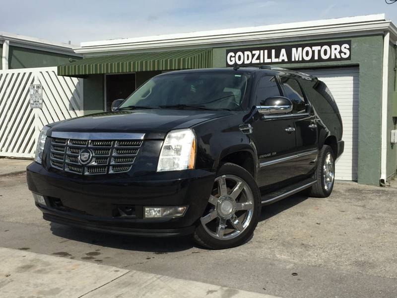2012 CADILLAC ESCALADE ESV BASE 4DR SUV black this one is ready to drive home and show off