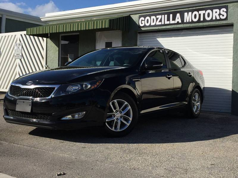 2012 KIA OPTIMA LX 4DR SEDAN 6A black exhaust - dual tip body side moldings - body-color door h