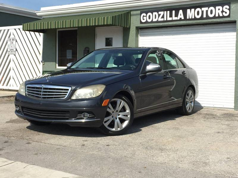 2008 MERCEDES-BENZ C-CLASS C 300 SPORT 4DR SEDAN gray exhaust - dual tip exhaust tip color - chr