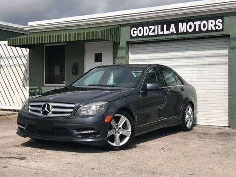 2011 Mercedes-Benz C-Class for sale in Fort Lauderdale, FL