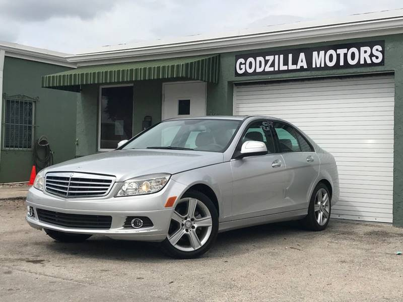 2008 MERCEDES-BENZ C-CLASS C 300 LUXURY 4MATIC 4MATIAWD 4MA gray exhaust - dual tip exhaust tip