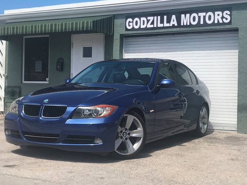 2008 BMW 3 SERIES 328I 4DR SEDAN blue this one is ready to drive home and show off   dont wa