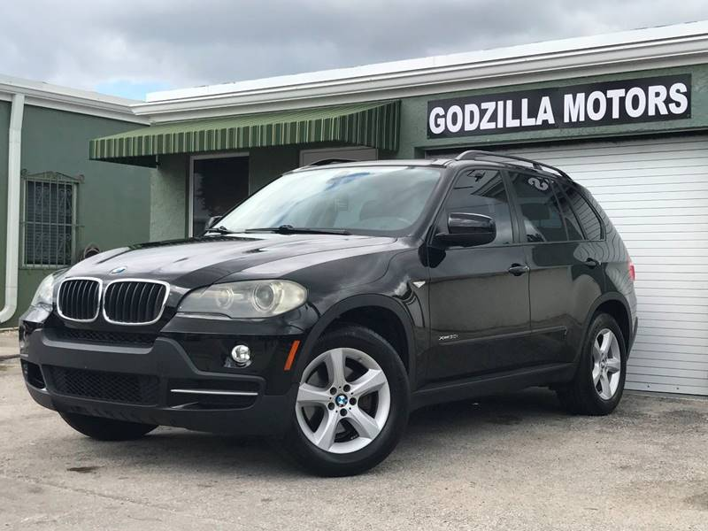 2009 BMW X5 XDRIVE30I AWD 4DR SUV black exhaust - dual tip door handle color - body-color exhau