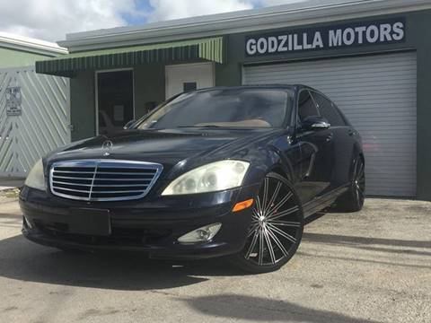 2007 MERCEDES-BENZ S-CLASS S 550 4DR SEDAN blue this one is ready to drive home and show off