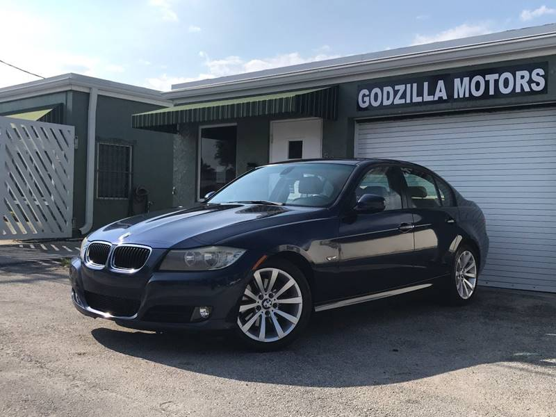 2011 BMW 3 SERIES 328I 4DR SEDAN SULEV blue this one is ready to drive home and show off   d