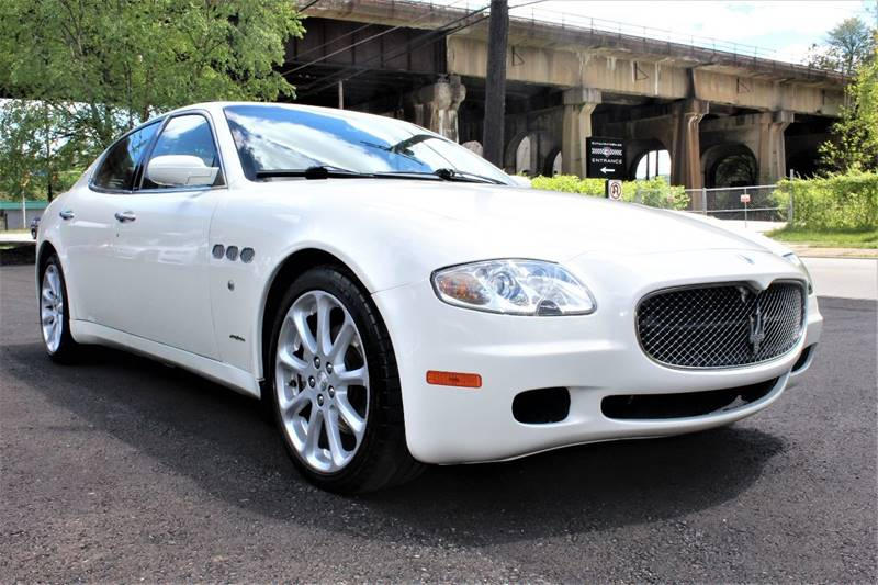 2008 Maserati Quattroporte Executive GT Automatic 4dr Sedan - Pittsburgh PA