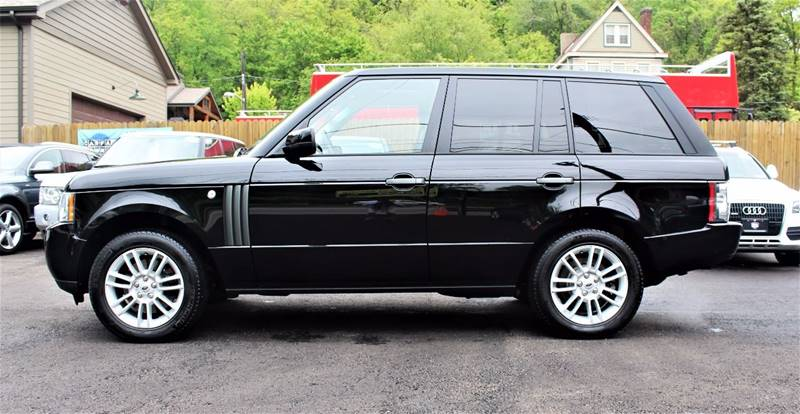 2010 Land Rover Range Rover 4x4 HSE 4dr SUV - Pittsburgh PA