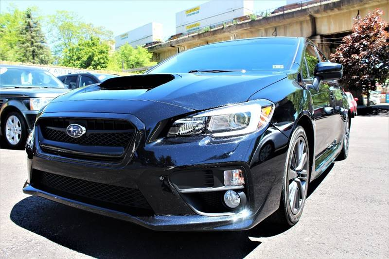 2015 Subaru WRX AWD Limited 4dr Sedan 6M - Pittsburgh PA