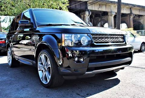 2012 Land Rover Range Rover Sport for sale in Pittsburgh, PA