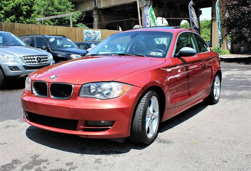 2008 Bmw 1 Series 128i 2dr Coupe In Pittsburgh PA - Cutuly Auto Sales