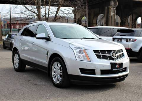 2012 Cadillac SRX for sale at Cutuly Auto Sales in Pittsburgh PA