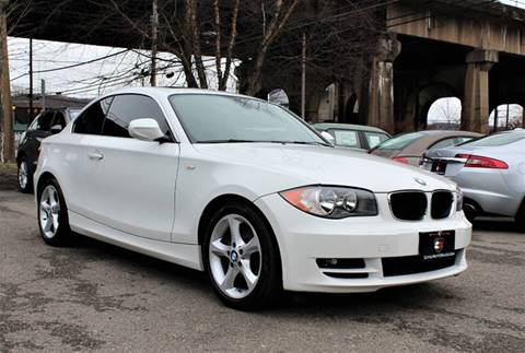 2011 BMW 1 Series for sale at Cutuly Auto Sales in Pittsburgh PA