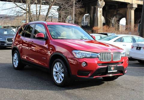 2017 BMW X3 for sale at Cutuly Auto Sales in Pittsburgh PA
