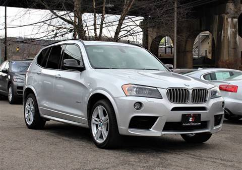 2011 BMW X3 for sale at Cutuly Auto Sales in Pittsburgh PA