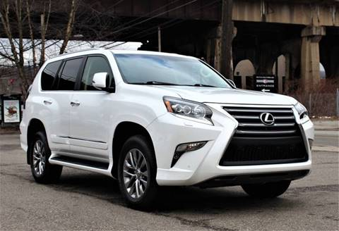 2015 Lexus GX 460 for sale at Cutuly Auto Sales in Pittsburgh PA