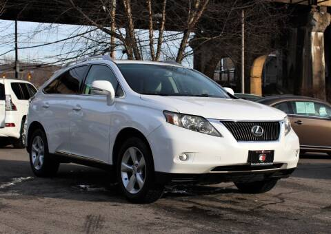 2011 Lexus RX 350 for sale at Cutuly Auto Sales in Pittsburgh PA