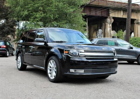 2018 Ford Flex for sale at Cutuly Auto Sales in Pittsburgh PA