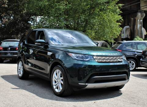 2017 Land Rover Discovery for sale at Cutuly Auto Sales in Pittsburgh PA
