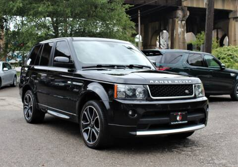2013 Land Rover Range Rover Sport for sale at Cutuly Auto Sales in Pittsburgh PA