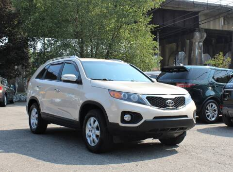 2011 Kia Sorento for sale at Cutuly Auto Sales in Pittsburgh PA